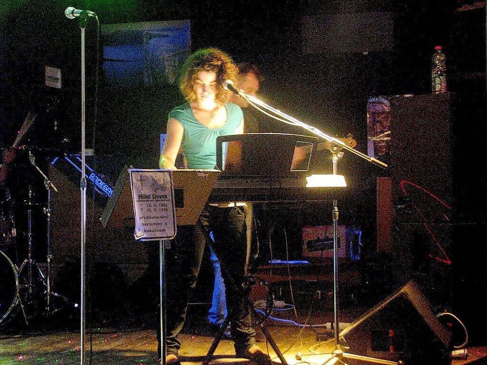 Protidrogový koncert čtyřčlenné kapely Musicmasters.