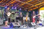 Mimořádný zájem byl v pátek 4. července o koncert oblíbené skupiny Čechomor v ostravickém areálu Sluníčko.