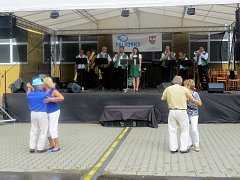Festival dechovek s ochutnávkou gulášů a piv v Palkovicích.