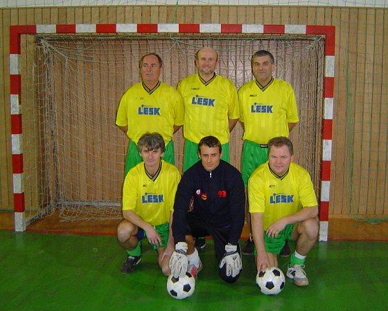 SUPERPOHÁR – 2.místo tým Lesku.