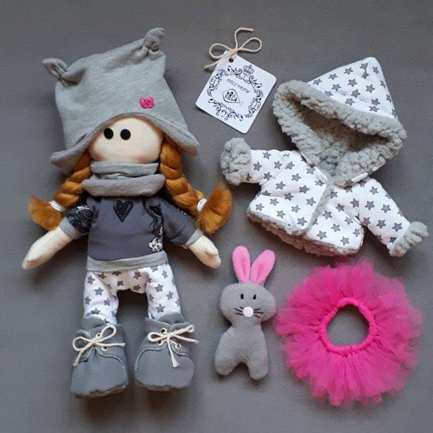 Tašky či potahy zrifloviny, itakto lze využít staré oblečení.