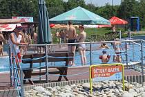 Aquapark Olešná. Ilustrační foto.