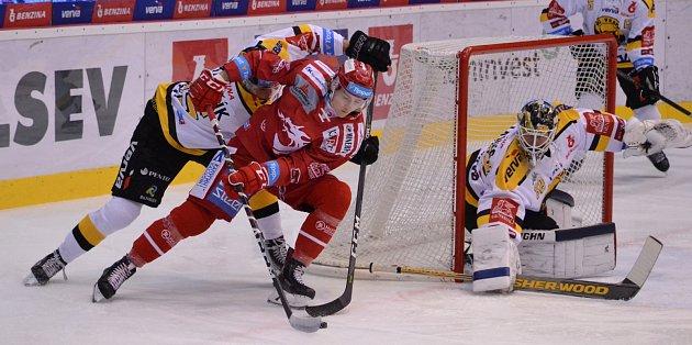 Třinecké hokejisty čeká prestižní turnaj.