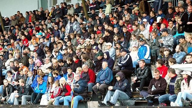 Do Frýdku zavítal v říjnu ligový Jablonec a do Stovek přišlo rekordních 5 125 diváků.