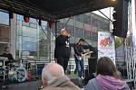 Koncert Srdce Evropy pomáhal i bavil
