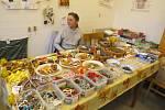 Zahrádkáři ve Fryčovicích pořádají tradiční výstavu, která potrvá do pondělních 13 hodin.