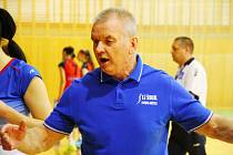 Frýdecko-místecký trenér Leopold Tůma nemohl být po utkání s Libercem spokojen.