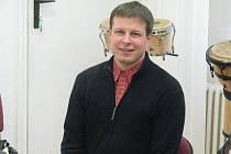 Michal Čančík, vedoucí dobrovolnického centra Adra ve Frýdku-Místku.