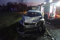 Nehoda s tragickými následky v Dobré na Frýdecko-Místecku.