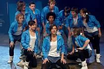 Úspěšná taneční skupina Funky Beat z Frýdku-Místku.