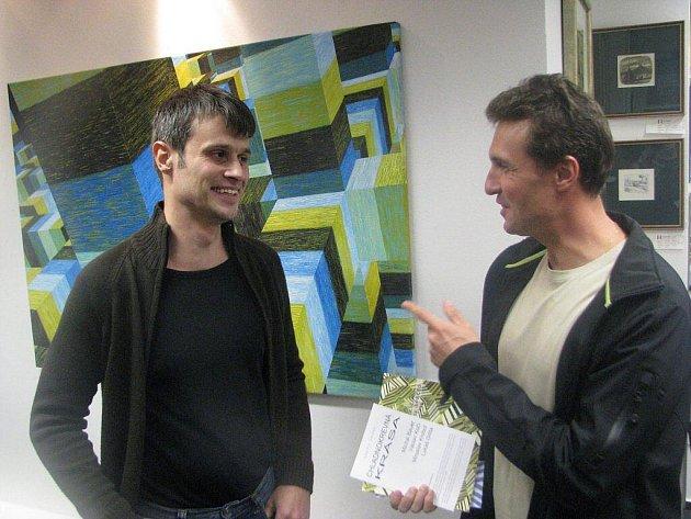 Ve frýdecko-místecké Galerii pod zámkem začala v pátek 23. října výstava obrazů malíře Lukáše Orlity s názvem Prostorové vize. Vernisáže výstavy se zúčastnila celá řada významných lidí z Frýdku-Místku i okolí. Výstava potrvá až do 20. listopadu.