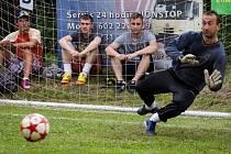 Za účasti 192 penaltových exekutorů se za Hukvaldským pivovarem uskutečnil již 4. ročník dovednostní soutěže – O penaltového krále Moravskoslezského kraje.