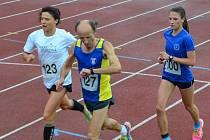 Běžecký závod Slezanská hodinovka se letos běžel už po čtyřicáté.