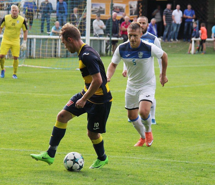 Frýdlant se favorizovaného Havířova nezalekl a v domácí přestřelce zvítězil 4:3.