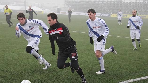 Snímky z utkání MFK Frýdek-Místek - FK Slavia Orlová-Lutyně 2:1 (1:1).