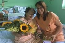 Narozeninové překvapení v nemocnici Třinec
