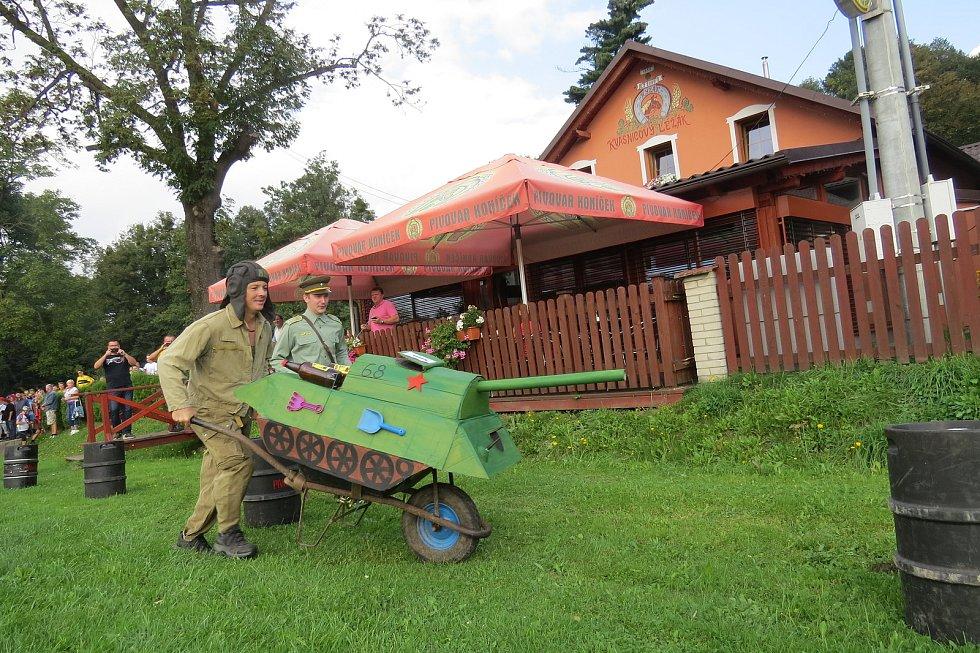 Vojkovický pivovar Koníček v sobotu pořádal 5. ročník Točko Kappu.