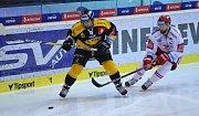 Hokejisté Třince vyhráli v Litvínově.