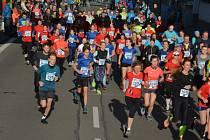 Hornická desítka se ve Frýdku-Místku běžela již po dvaatřicáté.