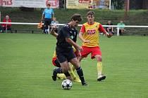 Fotbalisté Frýdlantu nad Ostravicí konečně zabrali, když na domácím trávníku porazili favorizované Dětmarovice 5:2.