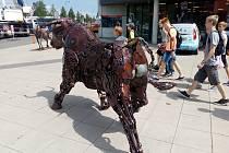 Světovou výstavu vynálezů hostí do pátku Werk Arena.