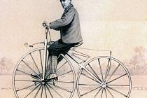 Výstava Od draissiny k bicyklu láká vášnivé cyklisty