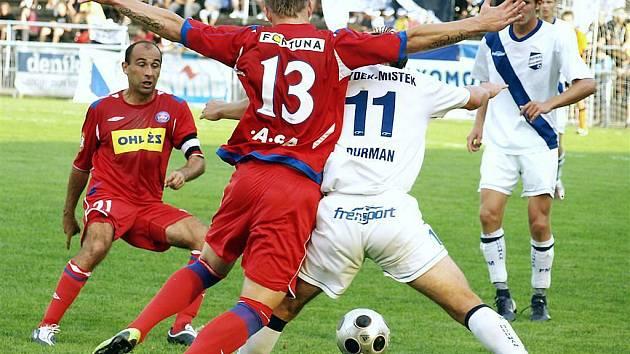 Fotbal Frýdek-Místek - 1. FC Brno.