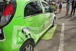 Úředníci třinecké radnice mohou k pracovním cestám využívat elektromobil.