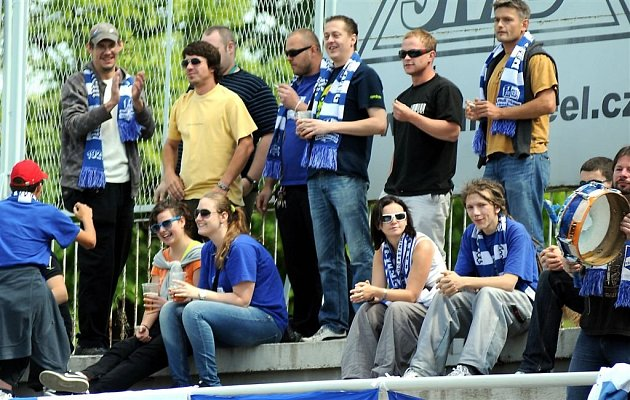 Třetiligoví fotbalisté Frýdku-Místku udolali tým Zábřehu, když rozhodující branka utkání padla vposlední minutě zpokutového kopu.