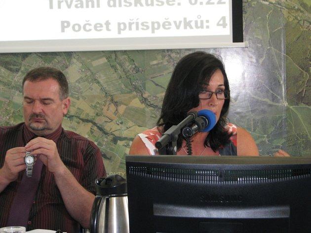 Zasedání třineckých zastupitelů. Ilustrační foto.