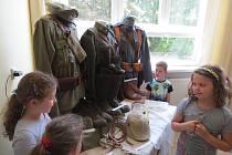 Výstava 1. světová válka aneb Jak se žilo před 100 lety.
