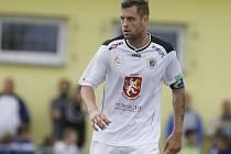 Hynek Prokeš už v dresu Hradce Králové absolvoval svou premiéru, když nastoupil na hrotu útoku v duelu s Pardubicemi (0:1).