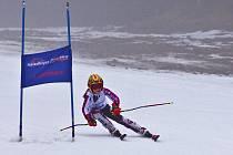 O minulém víkendu pokračovaly na sjezdovce na Grůni dalšími dvěmi závody nejmladších lyžařů na Moravě ze seriálu Madeja Sport Cup.