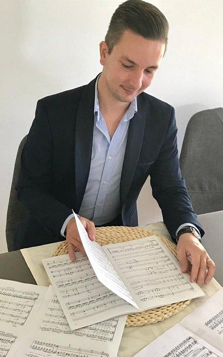 Dirigent Michal Zátopek
