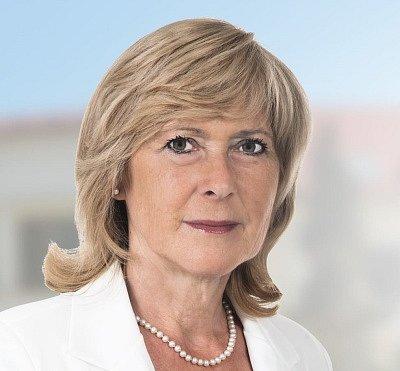 Helena Pešatová, starostka města Frýdlant nad Ostravicí