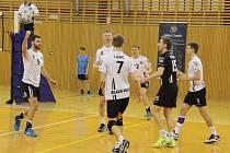 Volejbalisté BV Beskydy vedou ve čtvrtfinále nad svým soupeřem 2:0.