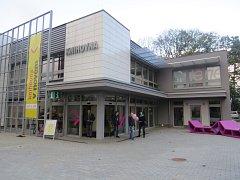 Knihovna v Třinci po rekonstrukci.