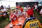 Setkání hokejových fanoušků z celé republiky proběhlo v Třinci.