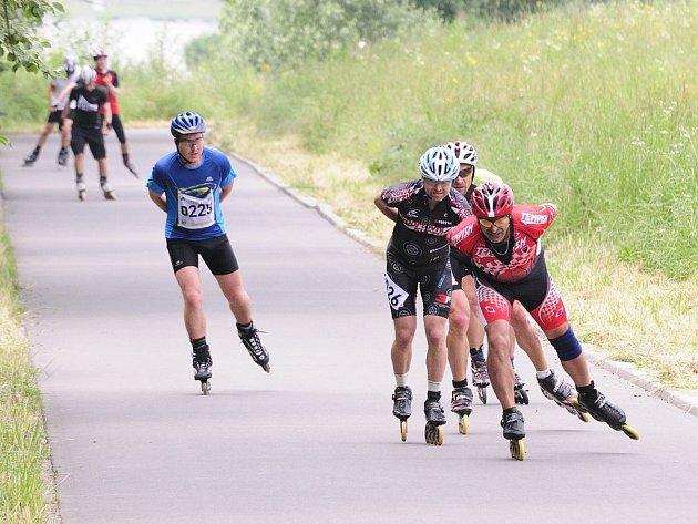Okolí přehrady Olešná ve Frýdku-Místku bylo ovíkendu svědkem dalšího ročníku eXtrémního in-line závodu - Adidas 24hodin kolem Olešné.