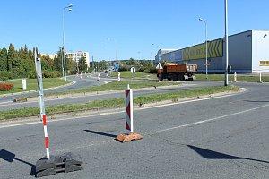 Silnice mezi Frýdkem a Dobrou je uzavřena