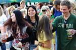 Oblíbený Bierfest v Nýdku proběhl na místním náměstí. Slavnosti piva doprovázel bohatý kulturní program, kde hlavním lákadlem byl večerní koncert Dogy, ale nechyběla ani Bystřičanka ne Elán revival.