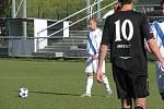 Vítězná série frýdecko-místeckých fotbalistů skončila v sobotním utkání s Kroměříží. Valcíři na domácím hřišti remizovali s Hanáky 1:1.