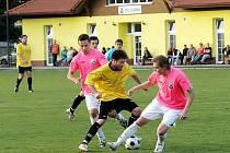 Fotbalisté Čeladné poprvé v letošní sezoně zvítězili, když na domácím hřišti zdolali celek Rýmařova.