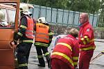Den mladého záchranáře proběhl ve středu ve Frýdku-Místku.