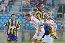 Slezský FC Opava opět doma selhal. Znovu ztratil dobře rozehraný zápas.