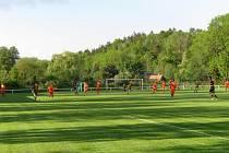 Fotbalisté Frýdlantu dali mladíkům z Frýdku-Místku pět branek