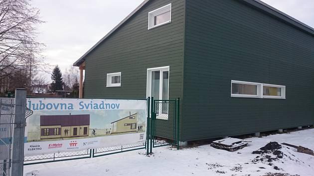 Novou klubovnu ve Sviadnově budou kromě skautů využívat i další místní spolky.