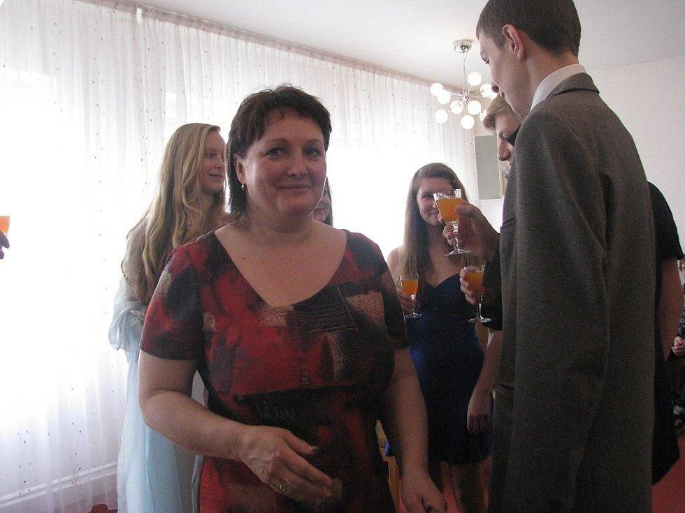 V budově Obecního úřadu v Palkovicích se v úterý 30. dubna konala zajímavá svatba.
