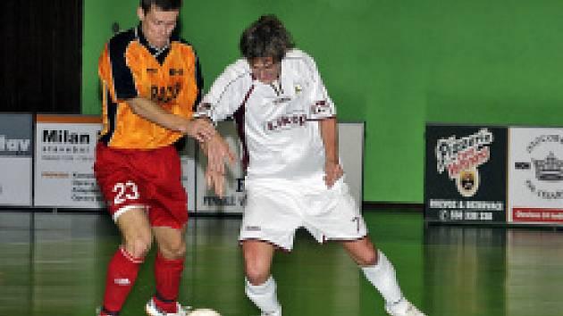 Futsalisté Třince vs. Tatran Jakubčovice