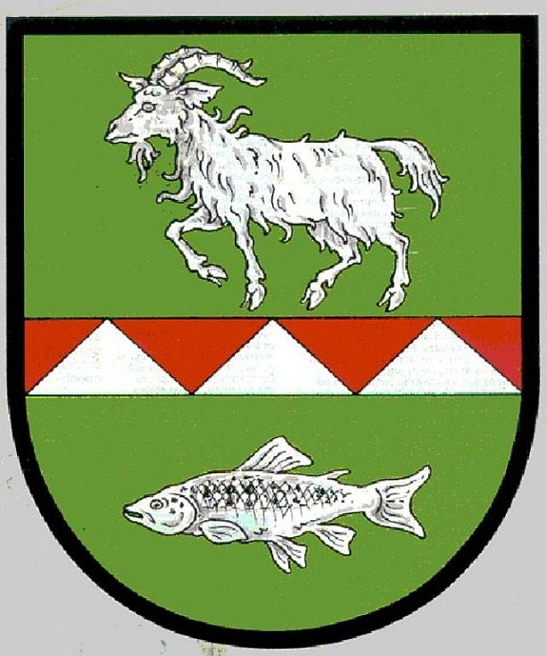 Znak obce.